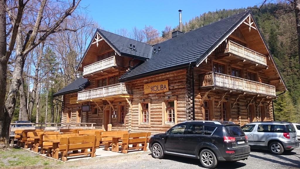 Pension Koliba, Vysoké Tatry, Hoge Tatra